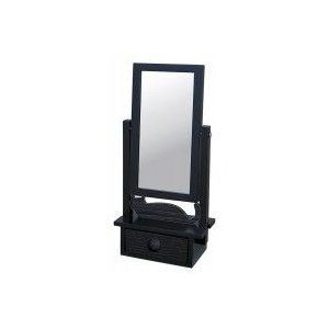 Black Cats Mirror ミラー 姫鏡台 G-1477BK prettyw