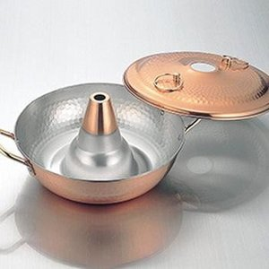 銅しゃぶ鍋 ラベンダー 26cm|prettyw