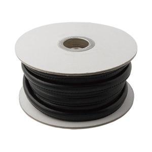 SEIWA カバン手紐 12mm巾/1メートルカット 黒|prettyw