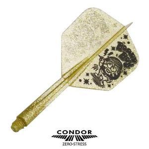 CONDOR フライト Board Boy スモールL ラメグリッターゴールド