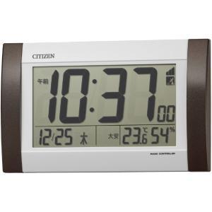 シチズン 掛置兼用電波時計 (8RZ188-006)|prettyw