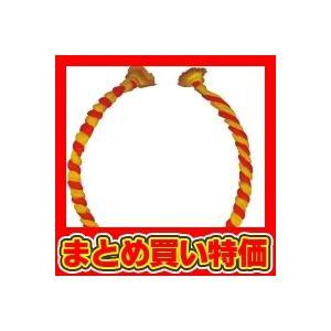 ねじりはちまき 赤/黄 ※セット販売(200点入)|prettyw