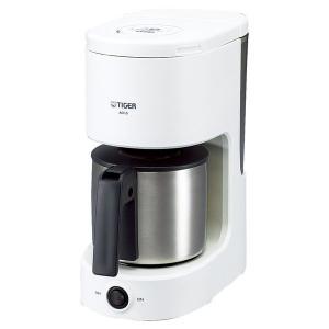 タイガー魔法瓶 コーヒーメーカー 6杯分 (ACC-S060W)