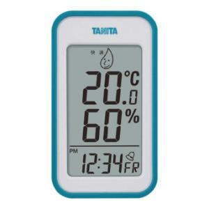 タニタ デジタル温湿度計 ブルー (TT-559-BL) 単品