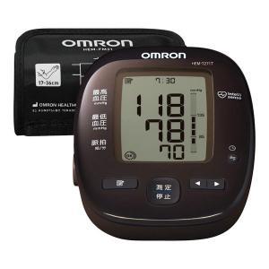オムロン 上腕式血圧計 (HEM-7271T) 単品|prettyw