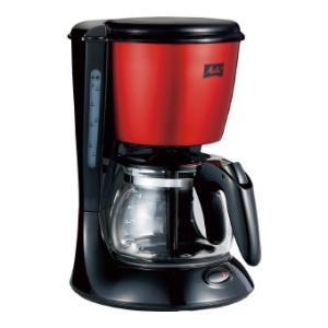 メリタ コーヒーメーカー ツイスト レッド (SCG58-5-R) 単品|prettyw