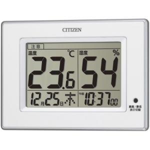 シチズン 高精度温湿度計 (8RD200-A03)|prettyw