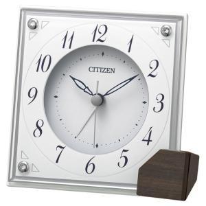 シチズン 電波置時計 (8RG625-003)|prettyw