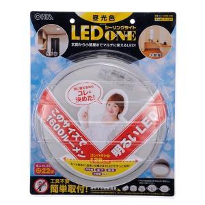 LEDシーリングライト ONE 直径282mm 昼光色 (LE-Y22DE-ONE) prettyw