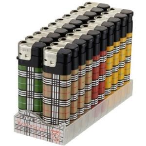 CR P2タータンチェック 電子ライター ※単品販売(色柄指定不可)|prettyw