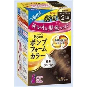 Bigen(ビゲン) ポンプフォームカラー つめかえ剤 2CO クールブラウン