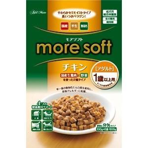 more soft チキン アダルト 600g