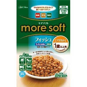 more soft フィッシュ アダルト 500g
