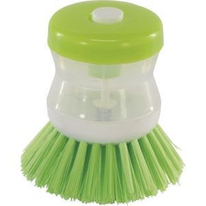 お台所とお洗濯の洗剤ブラシ 7013