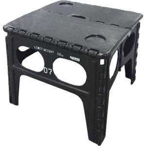 FOLDING TABLE(フォールディングテーブル) Chapel(チャペル) Black SLW007|prettyw