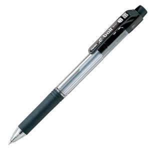 [ぺんてる] ボールペン .eボールペン 0.7mm 黒|prettyw