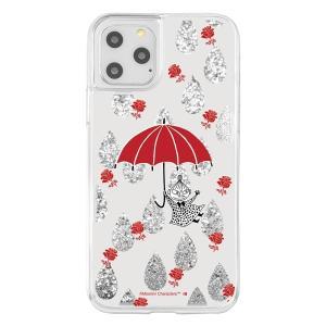 iPhone 11 Pro /ムーミン/ラメ グリッターケース/リトルミイ|prettyw