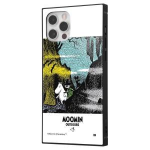 iPhone 12 / 12 Pro / 『ムーミン』/耐衝撃ハイブリッドケース KAKU/OUTDOORS/冒険|prettyw