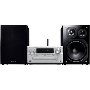 SCPMX100S パナソニック CDステレオシステム SC-PMX100-S|preuv