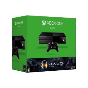 Xbox Oneハード XboxOne本体 500GB (Halo: The Master Chief Collection 同梱版)★新品★|preuv