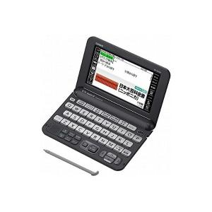 XD-Y6500BK ブラック  カシオ 電子辞書 エクスワード 生活・教養モデル|preuv