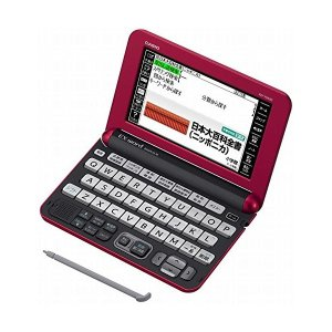 XD-Y6500RD レッド  カシオ 電子辞書 エクスワード 生活・教養モデル|preuv