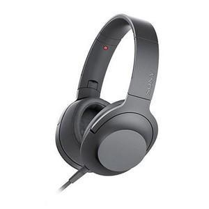 <MDR-H600A-B(グレイッシュブラック)>ソニー ステレオヘッドホン|preuv