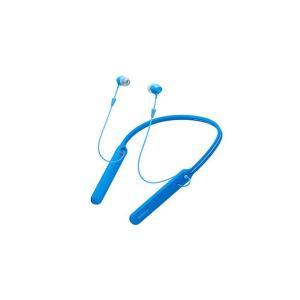 <WI-C400-L ブルー>ソニー ワイヤレスステレオヘッドセット|preuv