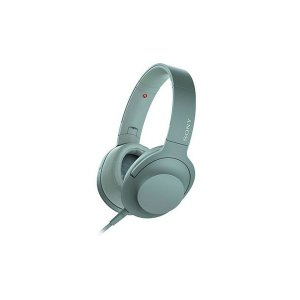 <MDR-H600A-G(ホライズングリーン)>ソニー ステレオヘッドホン|preuv