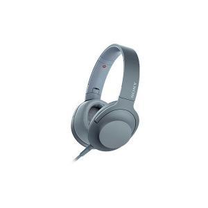 <MDR-H600A-L(ムーンリットブルー)>ソニー ステレオヘッドホン|preuv