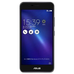 ZC520TL-GY16  ASUS SIMフリースマートフォン グレー|preuv
