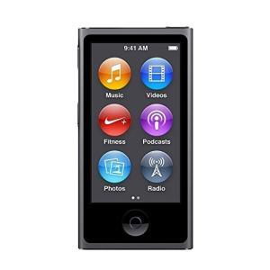 MKN52J/Aスペースグレイ Apple iPod nano 16GB 第7世代 2015年モデル|preuv