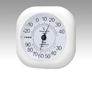 佐藤計量器 温湿度計 ソフィア 1014−00 prezataisaku