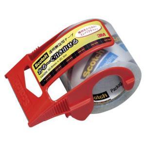 住友スリーエム 透明梱包用テープ 「かる〜く引き出せるテープ」 145DN prezataisaku