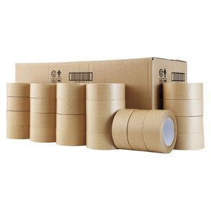 送料無料 アイ・フィット工業 クラフトテープPL 50mm×50m 1箱 50巻  prezataisaku