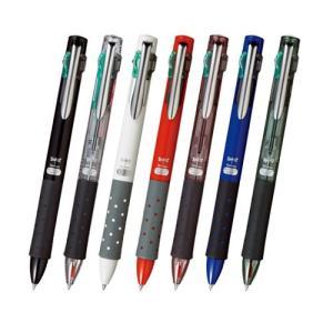 トンボ鉛筆 リポータースマート4 4色ボールペン(黒・赤・青・緑) BC−FRL|prezataisaku