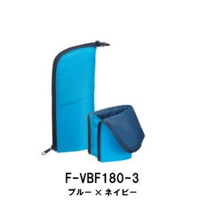 コクヨ KOKUYO ペンケース ネオクリッツ NEO CRITZ F−VBF180−3 ブルー×ネイビー|prezataisaku