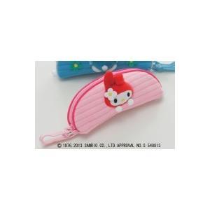 サンリオ人気キャラクターのフワフワケース ファスナー式 マイメロディ(ピンク) SR-2200-PO|pricejapan2