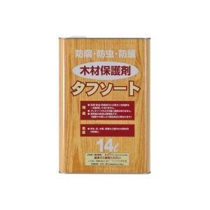 木材保護材 (油性)タフソート 14L pricejapan2