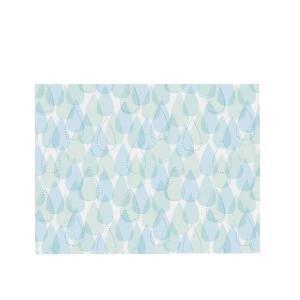 浴室目隠しシート(凸凹面に貼れます) 92cm丈×90cm巻 柄 ブルー(B) YMS-9204|pricejapan