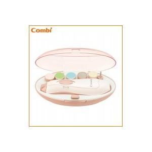 Combi(コンビ) ベビーレーベル ネイルケアセット レーベルベビーピンク(PI)