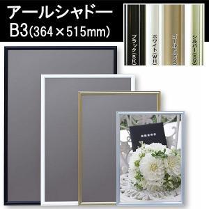 B3サイズ  アールシャドー ポスターフレーム ポスター 額縁 額 フレーム 364×515mm|pricewars