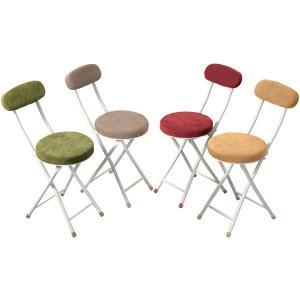 カウンターチェア  背もたれ付き 折りたたみチェアーキッチンチェア 椅子 イス いす 折り畳み 折りたたみ椅子 軽量 コンパクト PC-32 東谷 pricewars