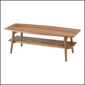 アポロフォールディングテーブル 折り畳み 天然木 NET-614WAL 東谷|pricewars