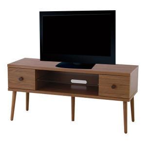 ロングサイズ テレビボード テレビ台 ダイニングテーブル ナチュラルブラウン 天然木 TVボード 木製 木目 北欧 ALM-11WAL 送料無料(一部地域を除く) pricewars