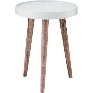 テーブル トレーテーブル NW-723 木製 テーブル 家具 キャスター付き 杉 天然木 収納付き家具 棚付き 収納 東谷|pricewars