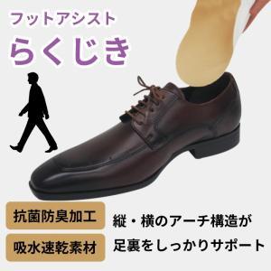 インソール 中敷き 靴 フットアシストらくじき 紳士用 h769 男性用 メンズ pricewars