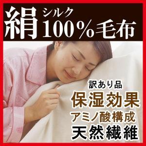 毛布 シルク100% シルク毛布 シングル ブランケット 寝冷え防止 温感 暖かい 保温 絹毛布 寝具 ひざかけ オールシーズン 絹 シルク 毛布|pricewars