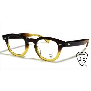 Tart Optical (タート オプティカル) アーネル Chocolate Mocha Fade 1.60非球面 透明 度付きレンズセット|prime-eyes