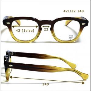 Tart Optical (タート オプティカル) アーネル Chocolate Mocha Fade 1.60非球面 透明 度付きレンズセット|prime-eyes|05